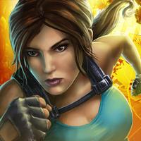 Lara Croft Relic Run (App เกมส์วิ่งสไตล์ทูมไรเดอร์)