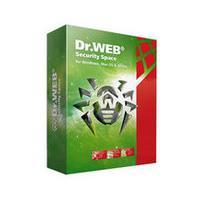 Dr.Web Security Space (โปรแกรม แอนตี้ไวรัส กันไวรัสจากอินเตอร์เน็ต)