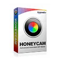 HoneyCam (โปรแกรม สร้างภาพเคลื่อนไหวแบบ Animated GIF)