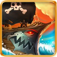 Pirate Battles (App เกมส์วางแผนโจรสลัด)