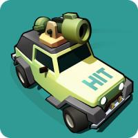The Hit Car (App เกมส์บังคับรถ)