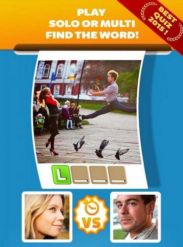 App เกมส์ทายภาพ PICS QUIZ