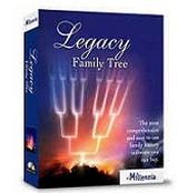 Legacy (โปรแกรม Legacy เก็บประวัติคนในครอบครัว) :