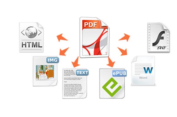 โปรแกรมแปลงไฟล์ PDFMate Free Converter