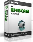 AV Webcam Morpher (โปรแกรม Webcam Morpher เพิ่มลูกเล่นให้เว็บแคม) :