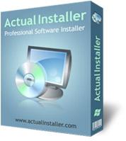 Actual Installer (โปรแกรมสร้างตัวติดตั้งให้กับโปรแกรม) :