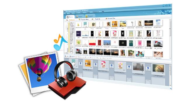 โปรแกรมทำสไลด์รูปภาพ Photo Slideshow Maker