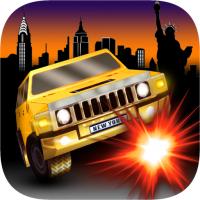 Blow Your Way (App เกมส์แข่งรถ ล่าระเบิดเมือง)