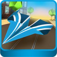 Jets Flying Adventure (App เกมส์เครื่องบินกระดาษ)