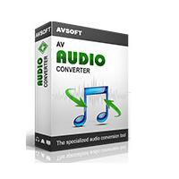 AV Audio Converter (โปรแกรม แปลงไฟล์เสียง แปลงไฟล์เพลง)