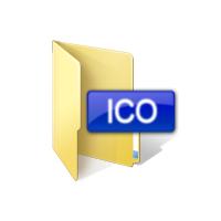 FolderIco (โปรแกรม FolderIco เปลี่ยนไอคอนของโฟลเดอร์)