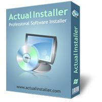 Actual Installer (โปรแกรมสร้างตัวติดตั้งให้กับโปรแกรม)