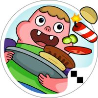 Blamburger (App เกมส์รับเบอร์เกอร์)
