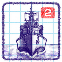 Sea Battle 2 (App เกมส์สงครามเรือรบภาคสอง)