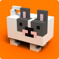 Cliffy Jump (App เกมส์กระโดดข้ามหุบเหวลูกบาศก์)
