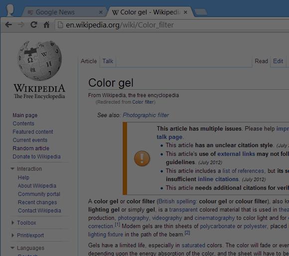 ColorVeil (โปรแกรม ColorVeil ปรับแสงจอคอมพิวเตอร์ ถนอมสายตา) :