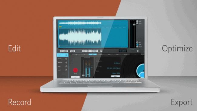 โปรแกรมปรับแต่งไฟล์เสียงขั้นเทพ MAGIX Audio Cleaning Lab