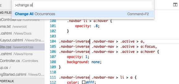 โปรแกรมเขียนโปรแกรม Visual Studio Code