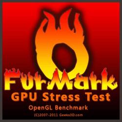 FurMark (โปรแกรม FurMark ตรวจสอบคุณภาพการ์ดจอ) :