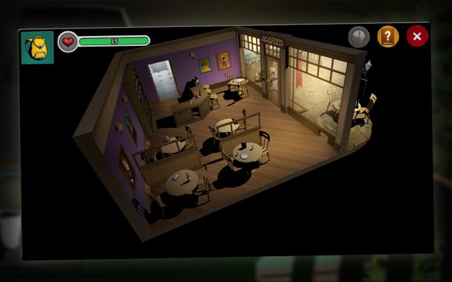 โหลเกมส์ Doors Rooms 3