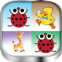 Animals Memory Game for Kids (App เกมส์จับคู่สําหรับเด็ก)