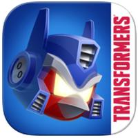 Angry Birds Transformers (App แองกี้เบิร์ดภาค Transformers)