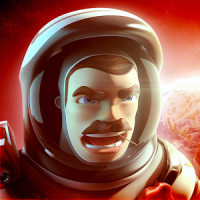 Merchants of Space (App เกมส์สร้างฐานอวกาศ)