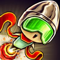Bullet Boy (App เกมส์เด็กชายหัวกระสุนกับเมืองลอยฟ้า)