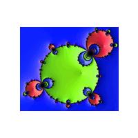 Fractal Zoomer (โปรแกรม Fractal Zoomer สำรวจความงามของแฟร็กทัล)
