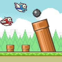 Flappy Defense (App เกมส์ป้องกันนกแฟบบี้)