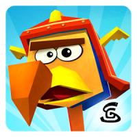 Cartoon Survivor (App เกมส์ตัวการ์ตูนผจญภัย)