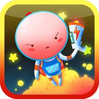 DOT Space Hero (App เกมส์ฮีโร่อวกาศ)