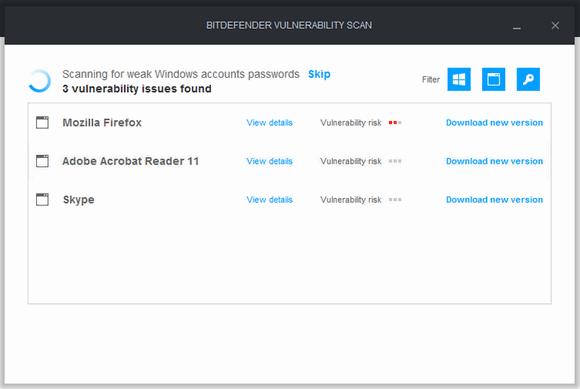 โปรแกรมแอนตี้ไวรัส Bitdefender Antivirus Plus