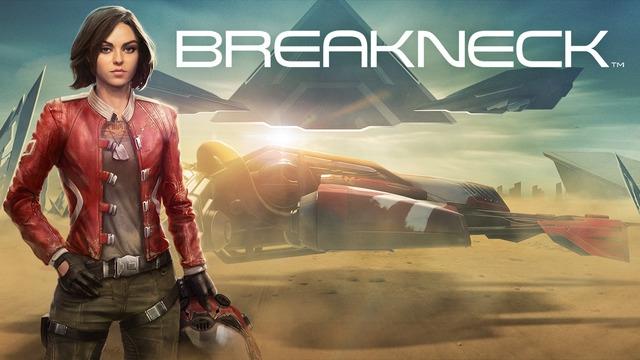 App เกมส์ขับยานรบอวกาศ Breakneck