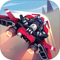 Breakneck (App เกมส์ Breakneck ขับยานรบอวกาศ หนีเอเลี่ยน) :