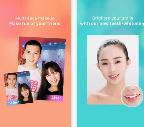 App แต่งรูป MakeupPlus