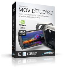 Ashampoo Movie Studio (ตัดต่อวีดีโอ คุณภาพหนังโรง) :