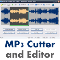 Free MP3 Cutter (โปรแกรม ตัดเพลง MP3 ตัดต่อเพลง ทำริงโทน ฟรี)