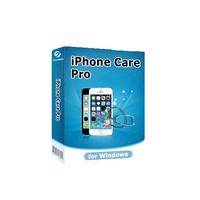 Tenorshare iPhone Care Pro (โปรแกรมดูแลรักษา iPhone iPad iPod)