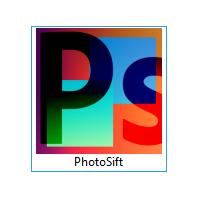 PhotoSift (โปรแกรม PhotoSiftจัดการ ไฟล์รูปภาพจำนวนมาก)