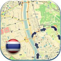 Thailand Offline Map (App แผนที่ประเทศไทย ไม่ต้องต่อเน็ต)