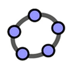 GeoGebra (โปรแกรม GeoGebra สร้างสื่อการสอน เชิงคณิตศาสตร์) :