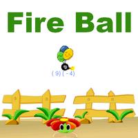 Fire Ball (เกมส์ FireBall ฝึก คูณเลข หารเลข ฟรี) :