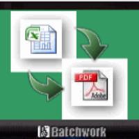 Batch Excel to PDF Converter :