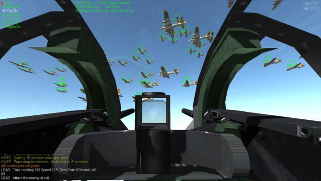 เกมส์ขับเครื่องบินรบ Aces High