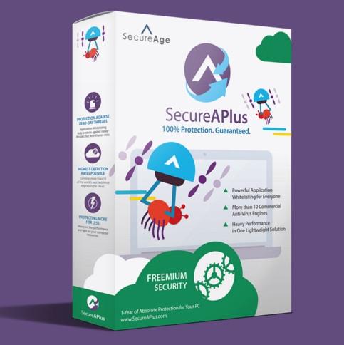 SecureAPlus (โปรแกรม SecureAPlus ดูแลความปลอดภัย คอมคุณ) :