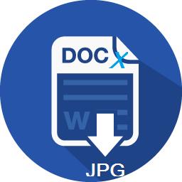 Free DOCX to JPG Converter (โปรแกรมแปลงไฟล์ Word เป็นไฟล์ JPG) :