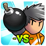 Bomber Friends (App เกมส์ Bomber Friends วางระเบิดสุดมันส์) :