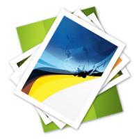 Imagelys Picture Styles (โปรแกรมทำรูป Background หรือ ทำ Wallpaper)