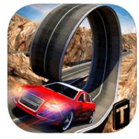 City Car Stunts 3D (App เกมส์ City Car Stunts ขับรถซิ่งสามมิติ)